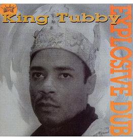 RG King Tubby – Explosive Dub LP
