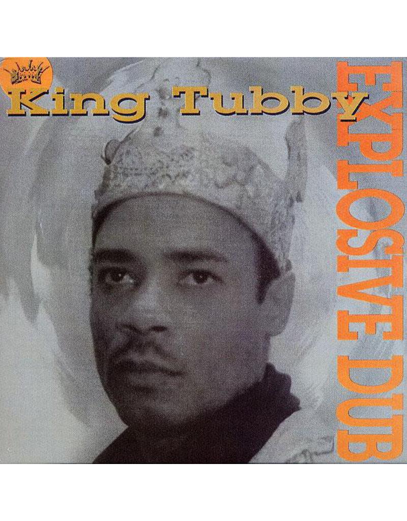 RG King Tubby - Explosive Dub LP