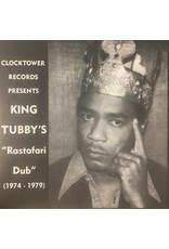 """RG King Tubby - King Tubby's """"Rastafari Dub"""" (1974 - 1979) LP"""