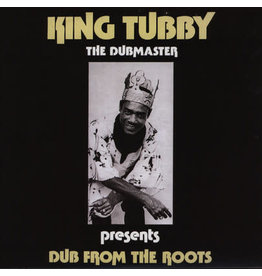 RG King Tubby ‎– Dub From The Roots LP