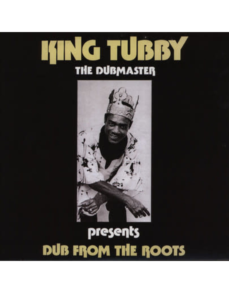 RG King Tubby - Dub From The Roots LP