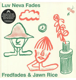 Fredfades & Jawn Rice ‎– Luv Neva Fades LP