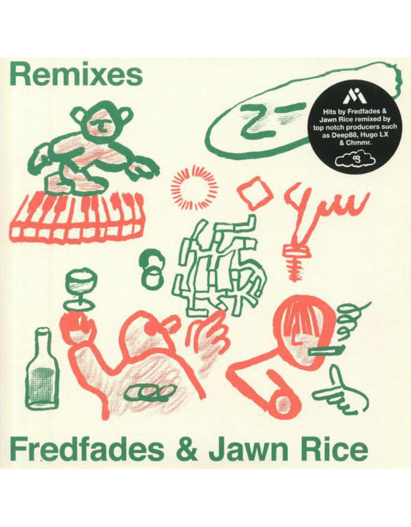 """Fredfades & Jawn Rice - Remixes 10"""" (2020)"""