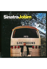 Frank Sinatra With Antonio Carlos Jobim – Sinatra Jobim LP