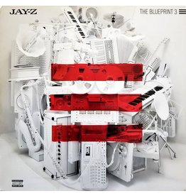 HH Jay-Z – The Blueprint 3 2LP