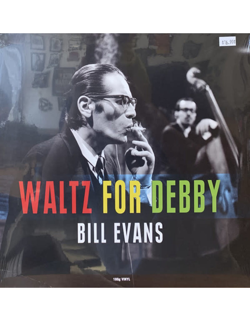 Bill Evans – Waltz For Debby LP