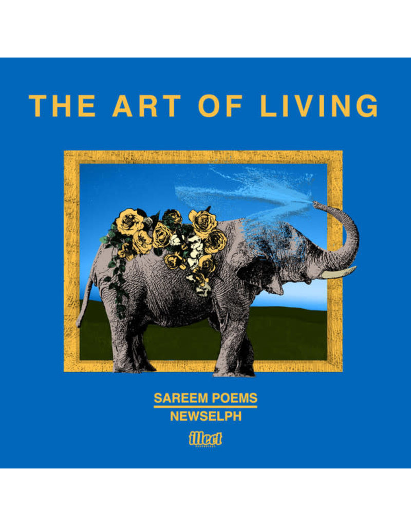 Sareem Poems & Newselph ‎– The Art of Living LP