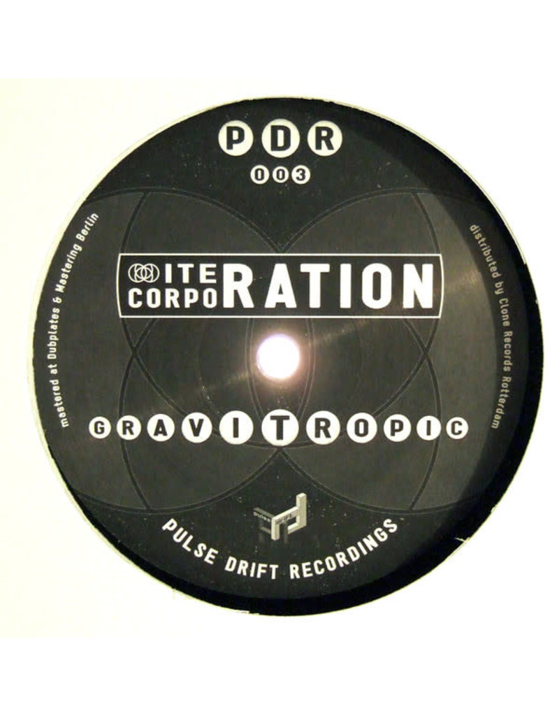 Iteration Corporation - DNA Sequence/Escape Velocity 12""