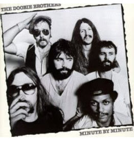 RK The Doobie Brothers ‎– Minute By Minute LP