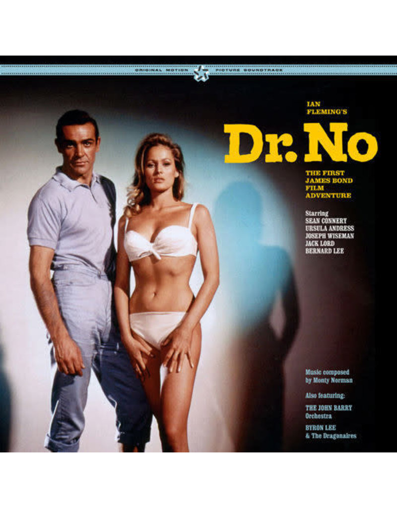 Monty Norman ‎– Dr. No (Original Motion Picture Sound Track Album) LP