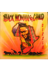RG Sizzla ‎– Black Woman And Child LP
