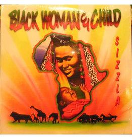 RG Sizzla – Black Woman And Child LP