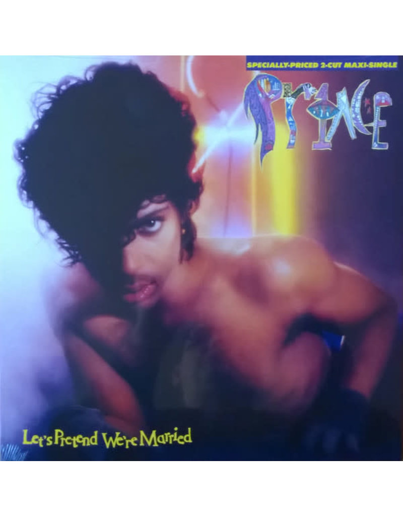 """Prince – Let's Pretend We're Married 12"""""""