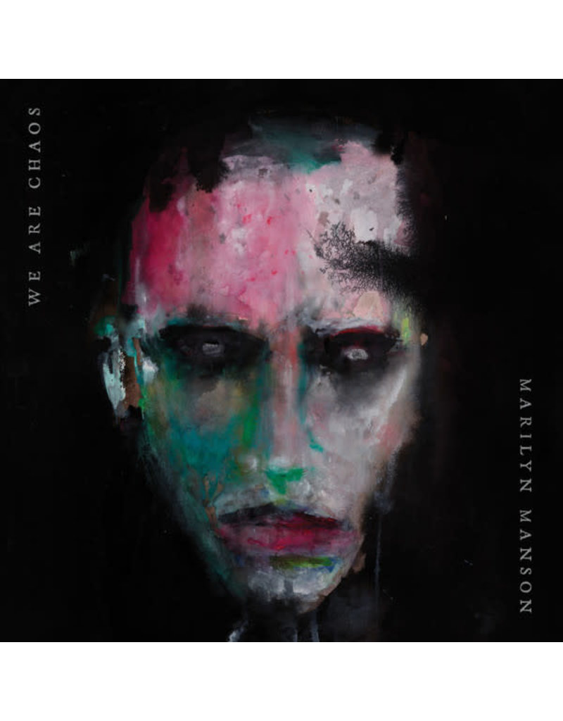 Marilyn Manson – We Are Chaos (Indie Exclusive Edition) LP