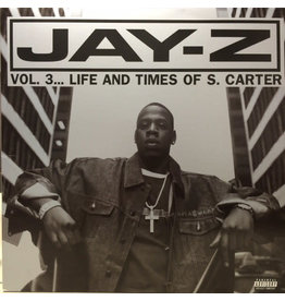 HH Jay-Z - Volume 3: Life And Times Of S. Carter 2LP