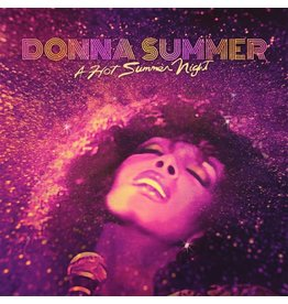 Donna Summer – A Hot Summer Night (Purple Vinyl) 2LP