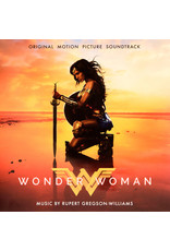 ST Rupert Gregson-Williams – Wonder Woman (Original Motion Picture Soundtrack) 2LP