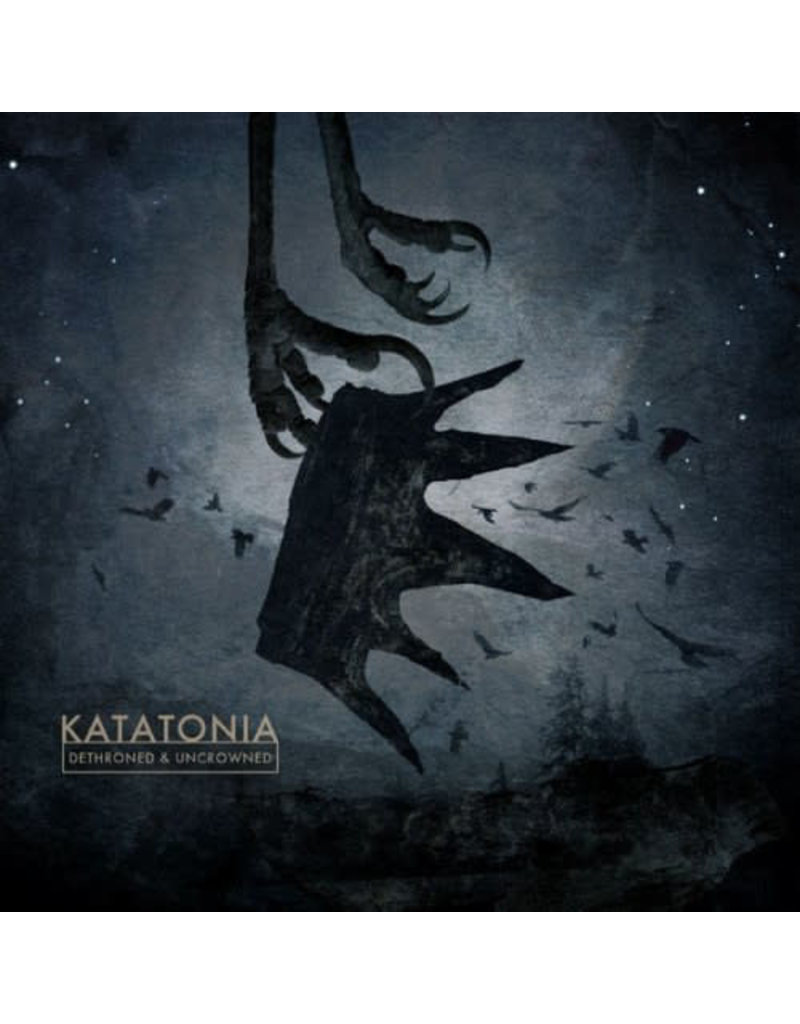 Katatonia – Dethroned & Uncrowned 2LP