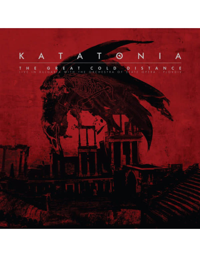 Katatonia – The Great Cold Distance Live In Bulgaria With The Orchestra Of State Opera - Plovdiv 2LP