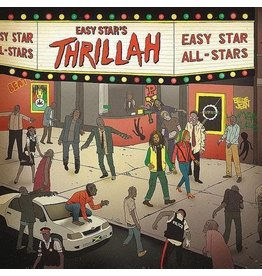 RG Easy Star All-Stars ‎– Easy Star's Thrillah 2LP