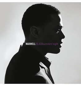RB Maxwell ‎– BLACKsummers'night LP