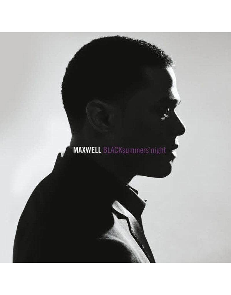 RB Maxwell – BLACKsummers'night LP