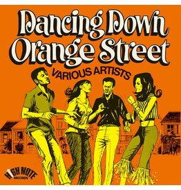 RG Various ‎– Dancing Down Orange Street LP