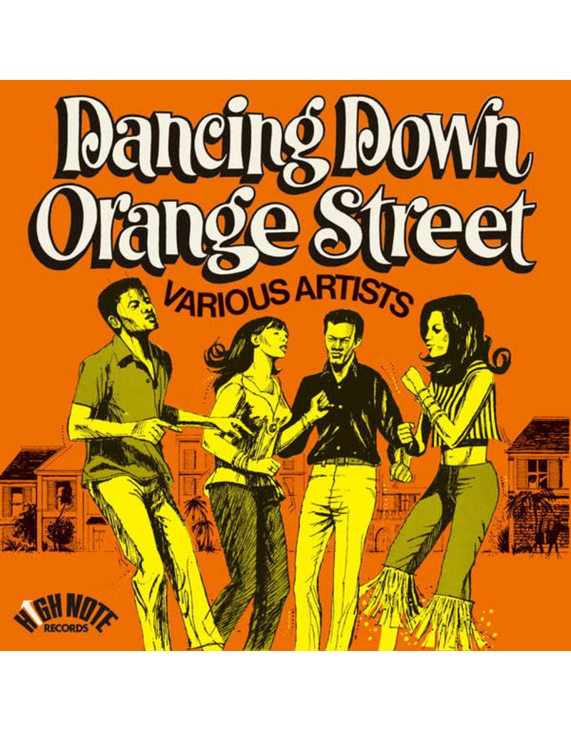 RG Various – Dancing Down Orange Street LP