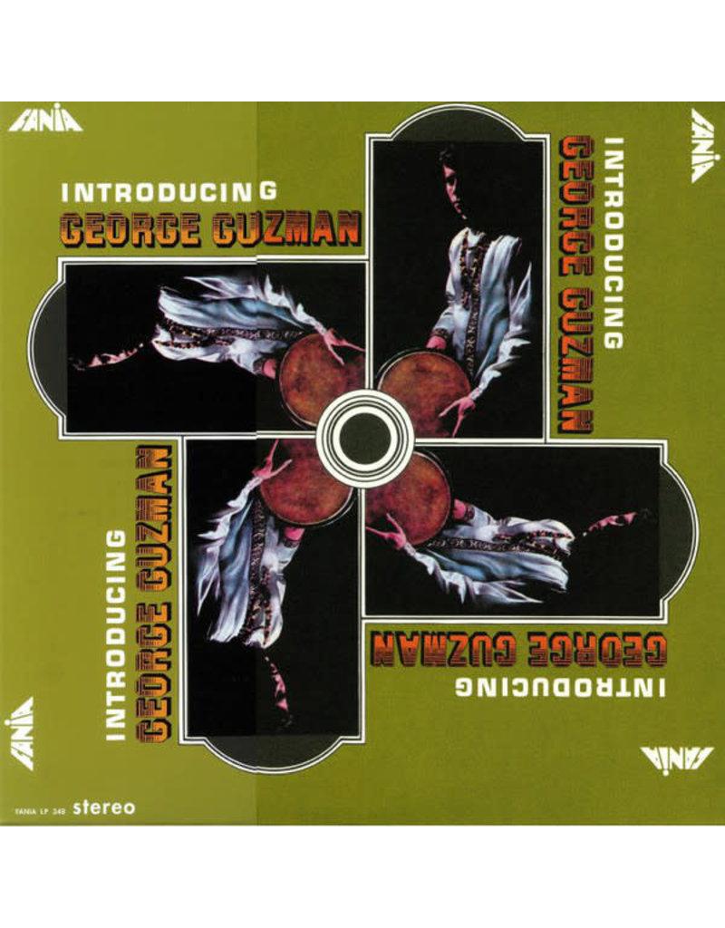 George Guzman – Introducing George Guzman LP