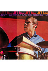 LA Joey Pastrano And His Orchestra – Let's Ball LP