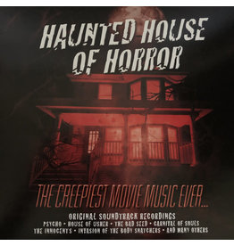 Various – Haunted House Of Horror LP