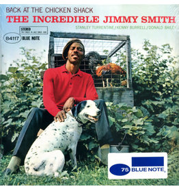 The Incredible Jimmy Smith – Back At The Chicken Shack LP