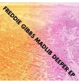 "HH Freddie Gibbs & Madlib – Deeper EP 12"""