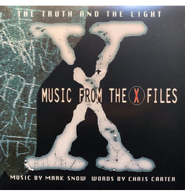 Mark Snow – The Truth And The Light: Music From The X-Files LP [RSD2020]