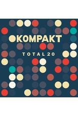 Various Artists - Kompakt Total 20 (2LP)