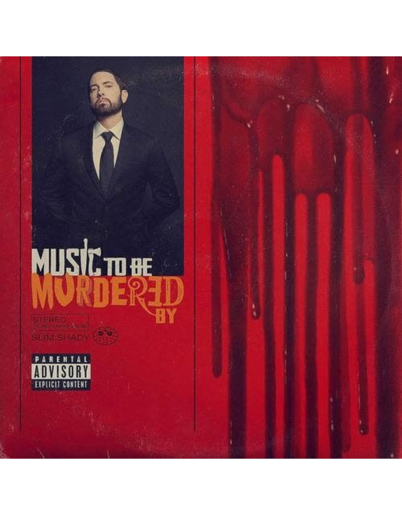 Eminem ‎– Music To Be Murdered By 2LP