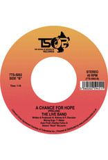 "Live Band - A Chance For Hope 7"" [RSD2020]"
