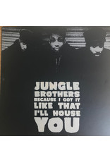 "Jungle Brothers - Because I Got It Like That / I'll House You 7"" [RSD2020]"
