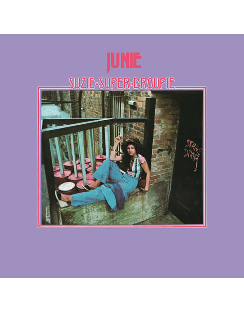 Junie – Suzie Super Groupie LP