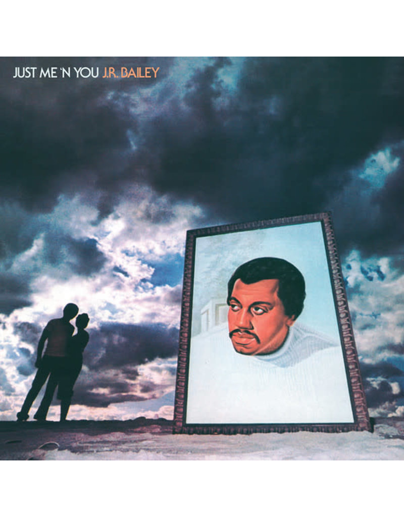 J.R. Bailey ‎– Just Me 'N' You LP