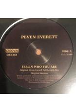 """Peven Everett – Feelin Who You Are 12"""""""