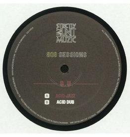 "HS Glenn Underground - 808 Sessions 12"""