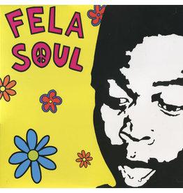 HH Fela Kuti Vs De La Soul – Fela Soul LP