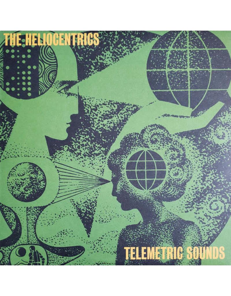 The Heliocentrics – Telemetric Sounds LP