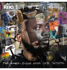 HH Reks – T.H.I.N.G.S. (The Hunger Inside Never Gets Satisfied) CD