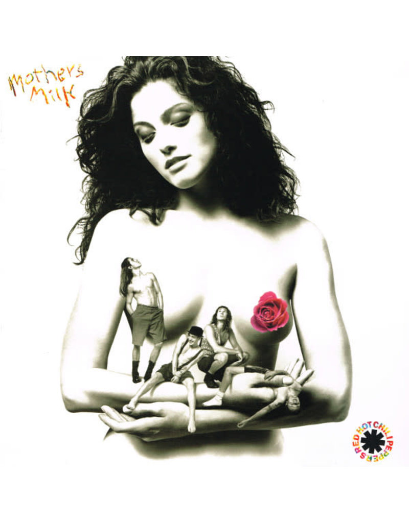 RK Red Hot Chili Peppers – Mother's Milk LP