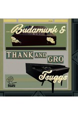 Budamunk & Tsuggs - Thank and Gro LP
