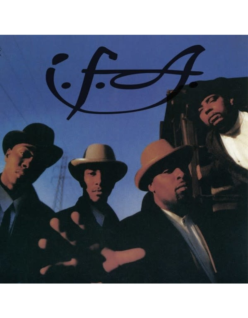 i.f.A. ‎– international family Affair 2LP