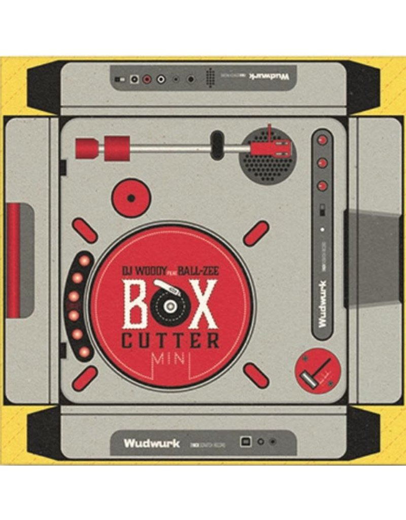 DJ Woody featuring Ball-Zee - Box Cutter Mini 7""