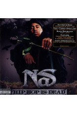 HH Nas ‎– Hip Hop Is Dead 2LP